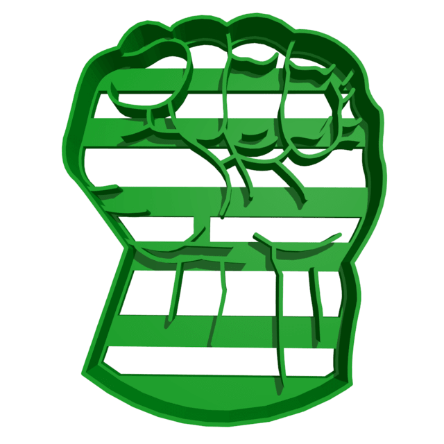 cortantes hulk puño  comprar en gisegi3d