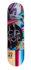 SHAPE BOULEVARD X ACID DROP ROB 7.9""