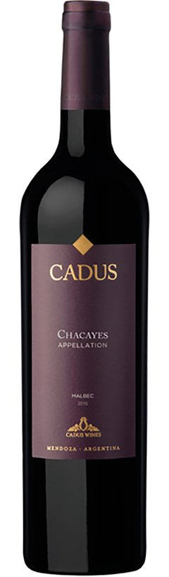 Cadus Appellation Chacayes Malbec