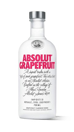 Absolut Grapefruit 700cc