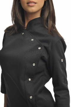 FITTED JACKET NEGRA - Modo Indumentaria