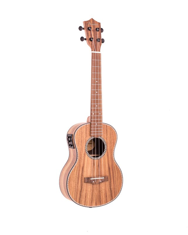 Koa wood Concert Ukulele w/eq (Includes bag)