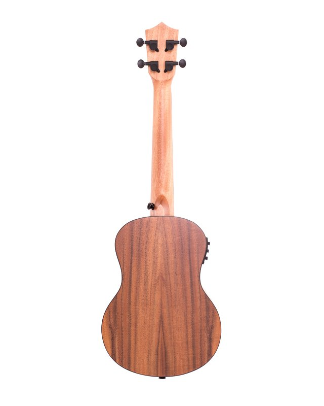 Solid Cedar wood Ukulele Tenor w/eq (Includes Gig bag) on internet