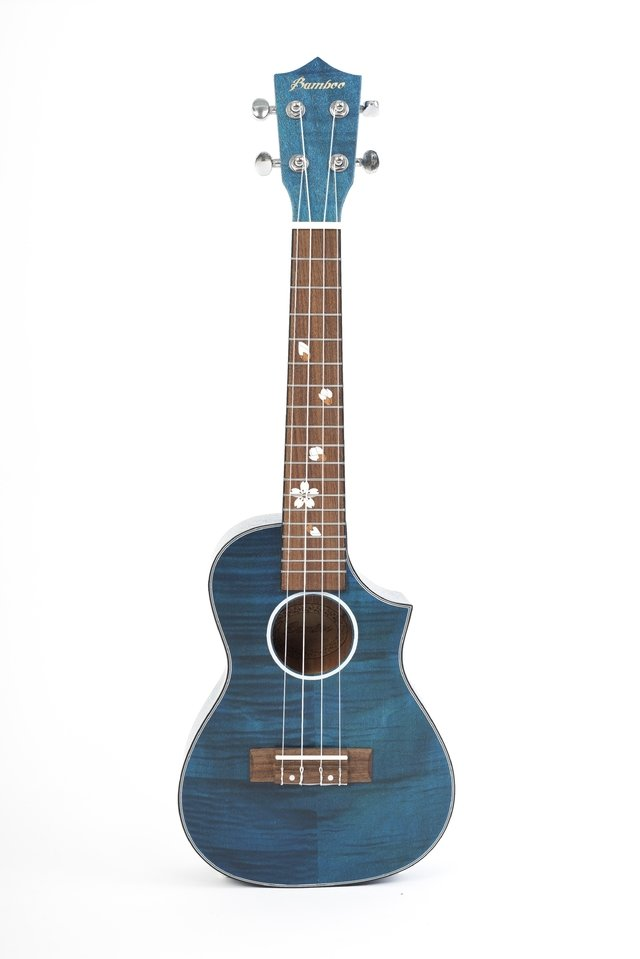 Okume wood Concert Ukulele ( Includes Gig bag) - buy online
