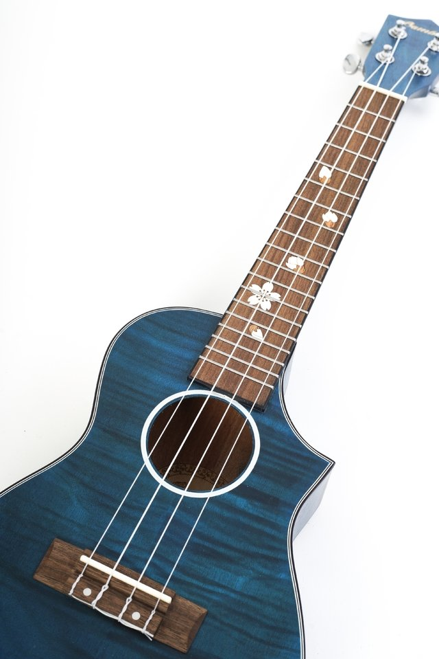 Okume wood Concert Ukulele ( Includes Gig bag) - online store