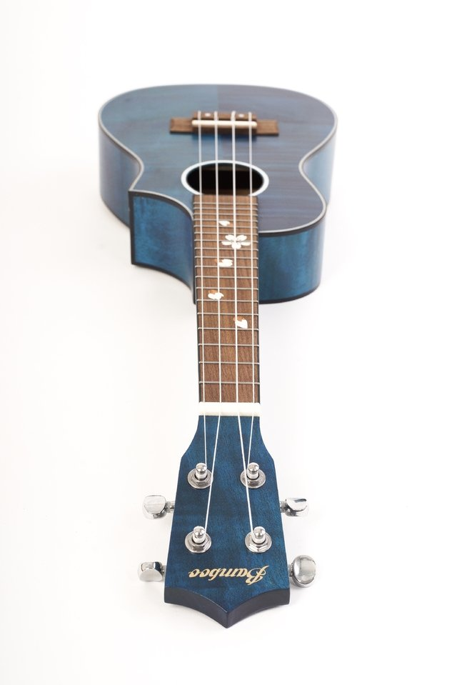 Image of Okume wood Concert Ukulele ( Includes Gig bag)