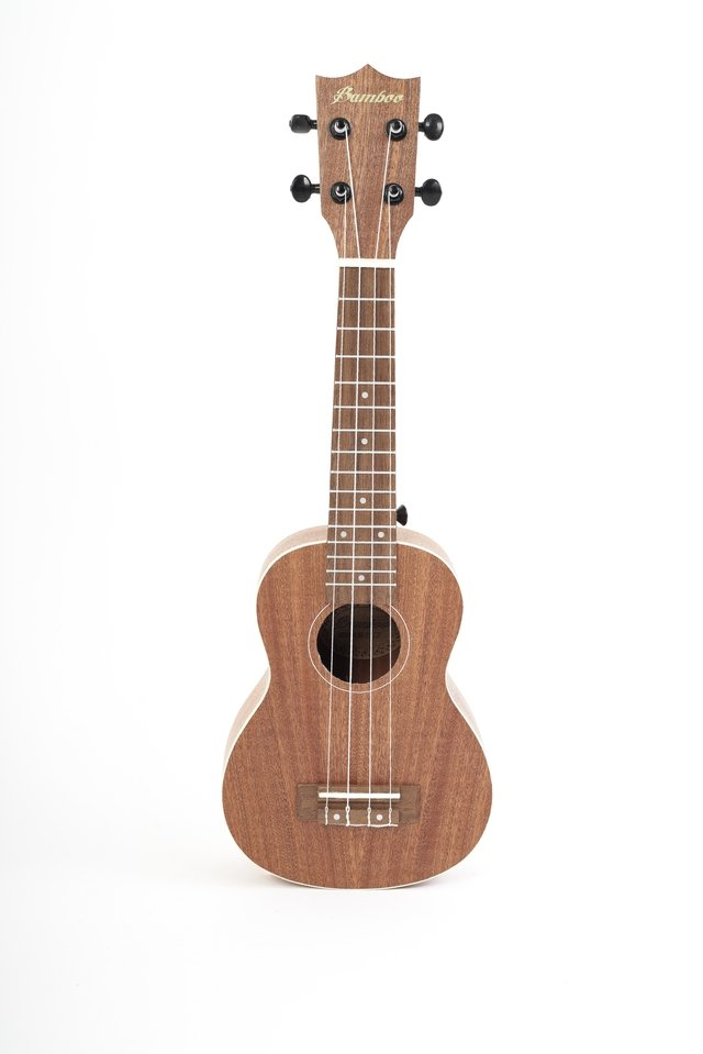 SAPELE wood  soprano Ukulele  (Includes bag) - buy online