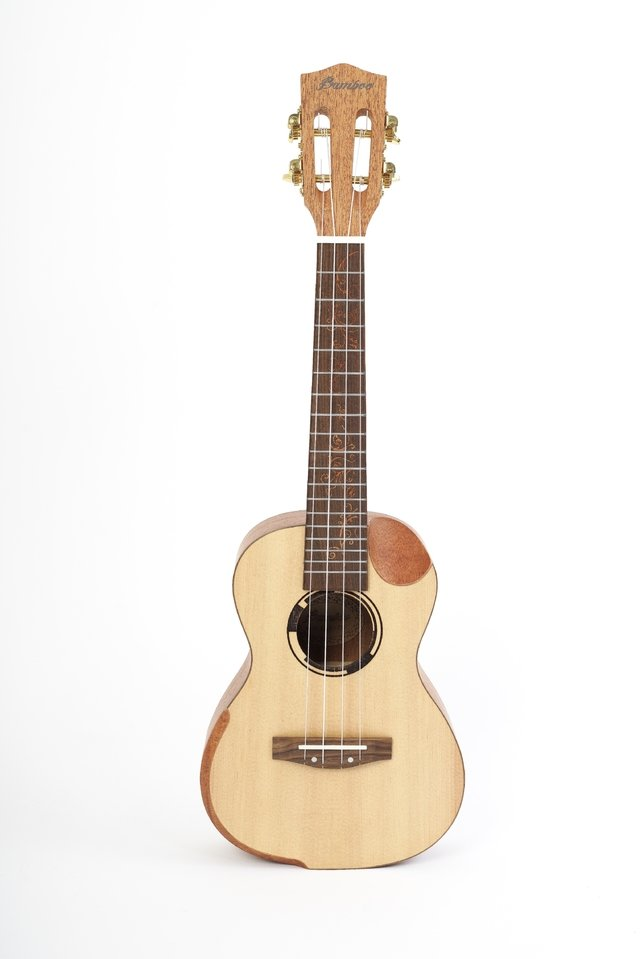 Ukelele The Queen Concierto con Equalizador Fishman (BU-23MCQ)