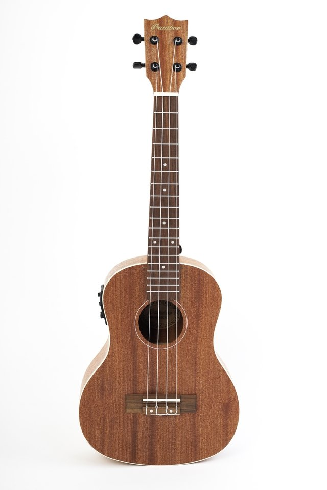 SAPELE wood concert Ukulele  w/eq (Includes bag) - buy online