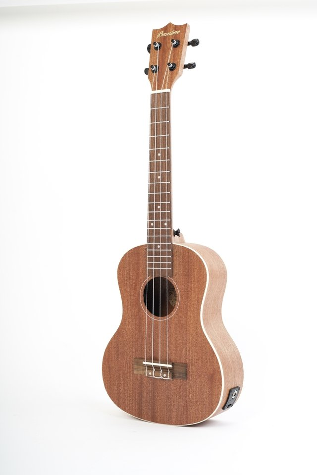 SAPELE wood concert Ukulele  w/eq (Includes bag) on internet
