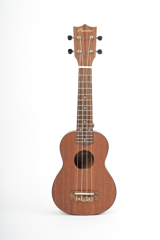 Soprano Sapele wood  Ukulele on internet