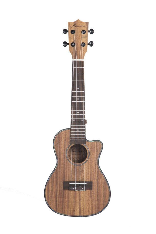 ACACIA wood tenor Ukulele (Includes bag) on internet