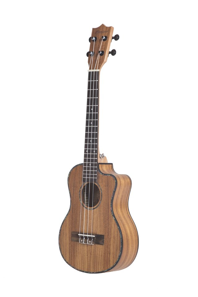 ACACIA wood concert Ukulele (Includes bag) on internet