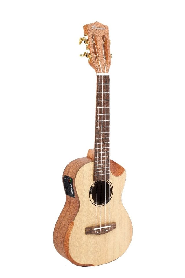 UKELELE THE QUEEN CONCIERTO CON EQ FISHMAN