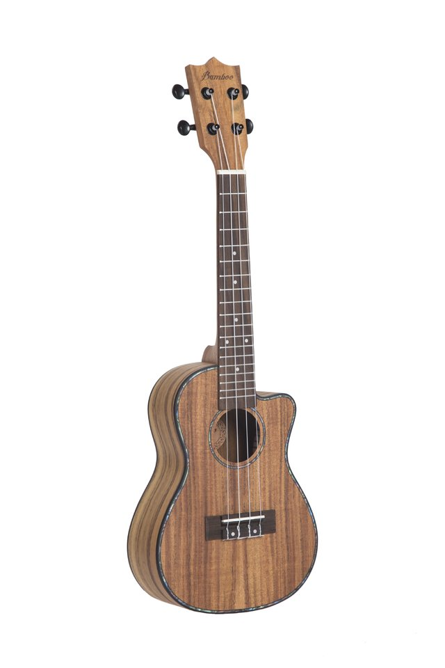 ACACIA wood tenor Ukulele (Includes bag)