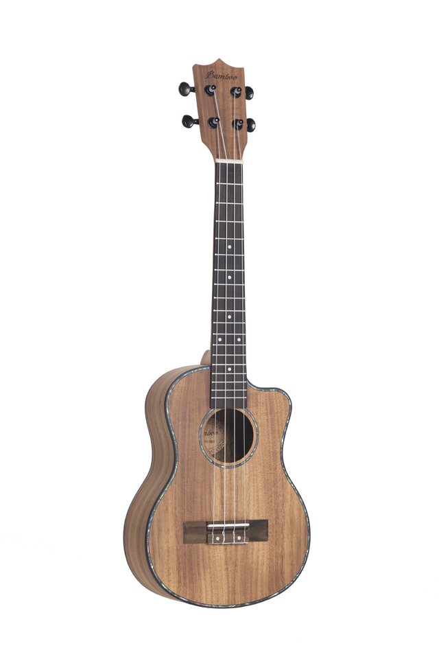 ACACIA wood concert Ukulele (Includes bag)