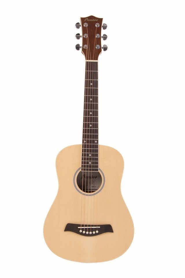 Guitarra Mini Acústica Natural c/eq (incluye funda acolchada) en internet