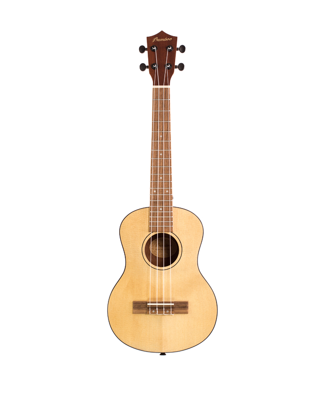 Sapele wood Tenor  Ukulele  w/ eq (Includes bag) (copia) - buy online