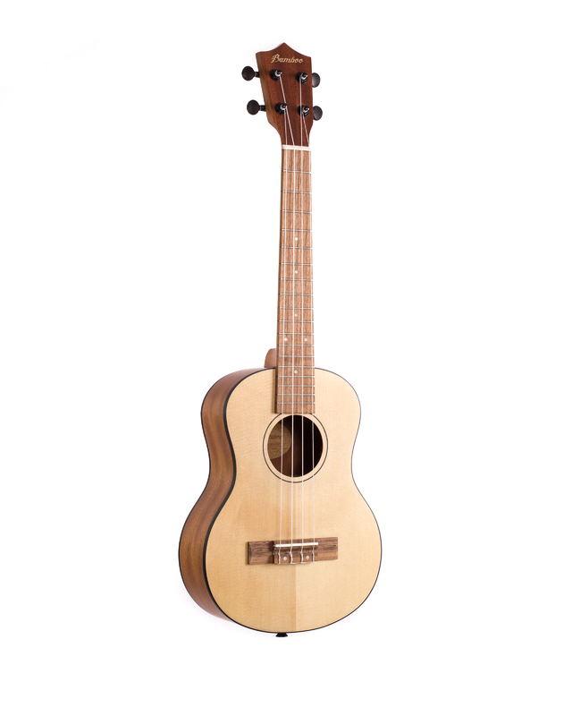 Sapele wood Tenor  Ukulele  w/ eq (Includes bag) (copia)