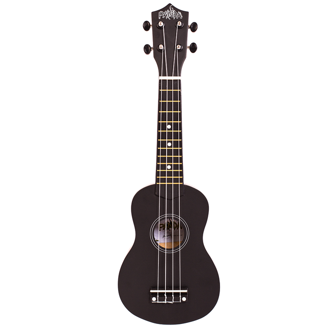 Soprano Ukulele Black Panda (Includes bag) - buy online