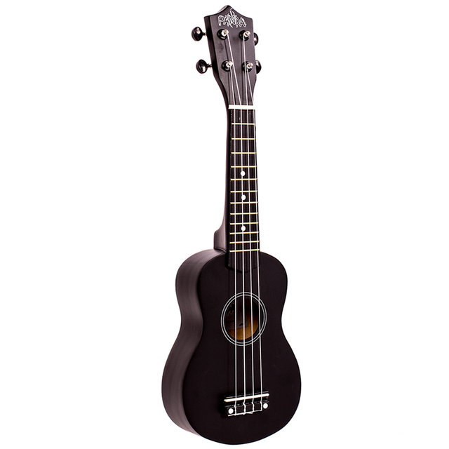 Soprano Ukulele Black Panda (Includes bag)