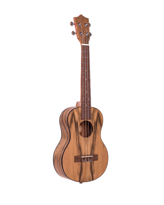 Walnut  wood Ukulele Tenor (Includes Gig bag) (BU-26WAL)