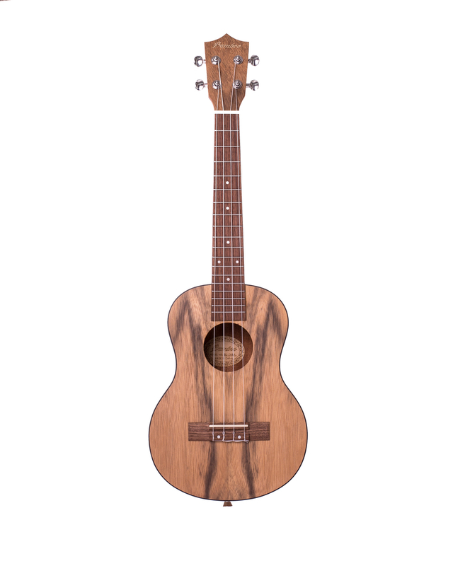 Walnut  wood Ukulele Tenor w/eq (Includes Gig bag) (BU-26WAL) - buy online