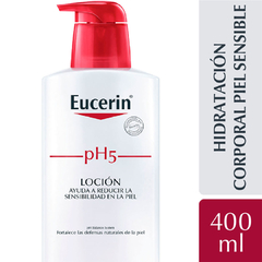 Eucerin pH5 Loción 400ml