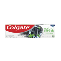 Crema Dental Colgate Naturals Extracts Carbón Activado 40g