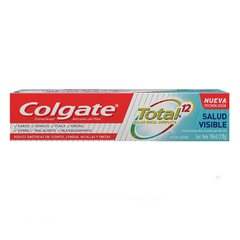 Colgate Crema Dental Total 12 Salud Visible 133g