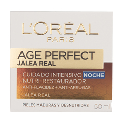 Crema jalea real noche Loréal Paris Age Perfect x 50ml