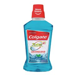 Colgate Enjuague Bucal Total 12 Clean Mint 500ml