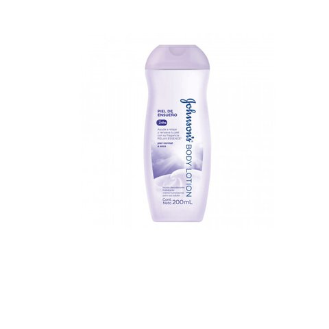 Johnson Soft Lotion Hidratante Piel Ensueño