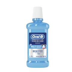Oral B Enjuage Bucal Pro Salud Sin Alcohol 500ml