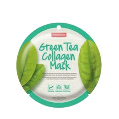 Purederm Collagen Mask Green Tea