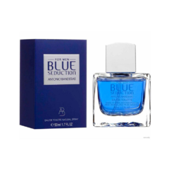 Antonio Banderas Blue Seduction For Men EDT  50 ml