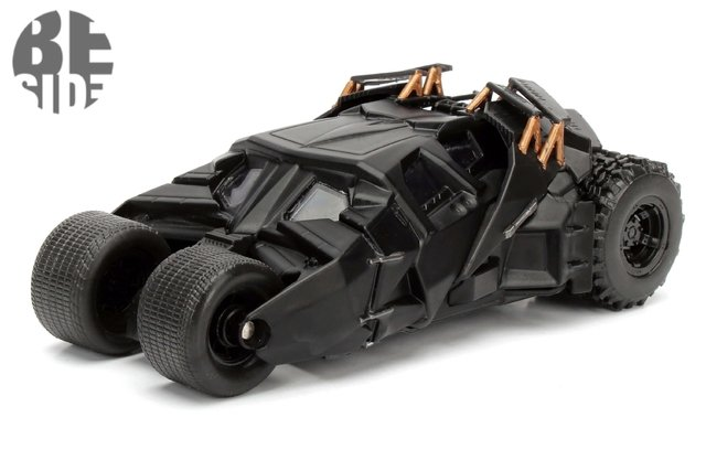 Batimovil the dark knight & batman - comprar online