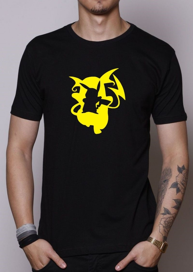 Remeras Pokemon en internet