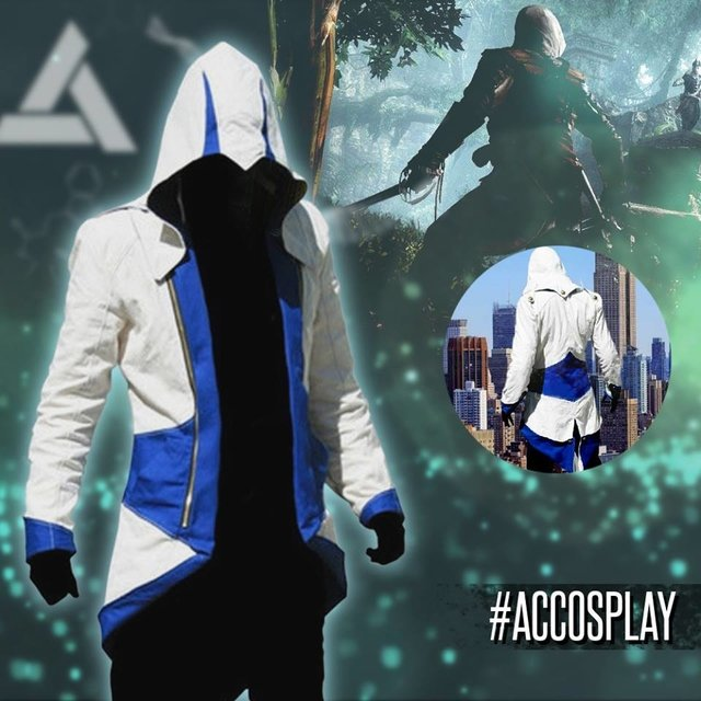Assassins Cosplay ezio auditore en internet