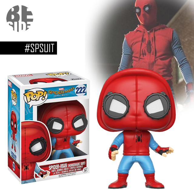Funko Spiderman Suit (bootleg)