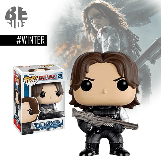 Funko Winter Soldier (Bootleg)