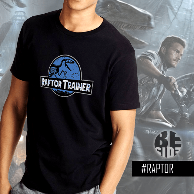Remera Raptor Trainer