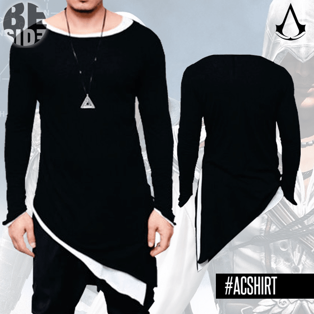 Remera Assassins Creed