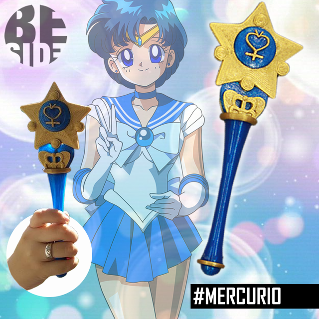 Cetros Sailor Moon en internet