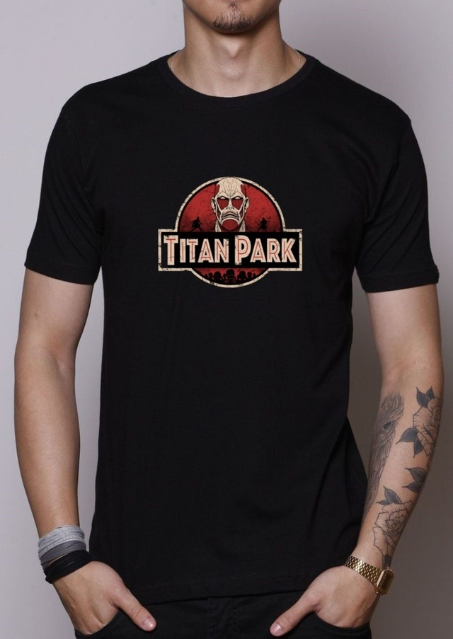 Remeras Attack on Titan - BeSide