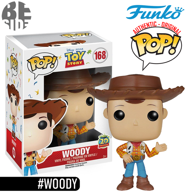 Funko Pop: Woody (bootleg)