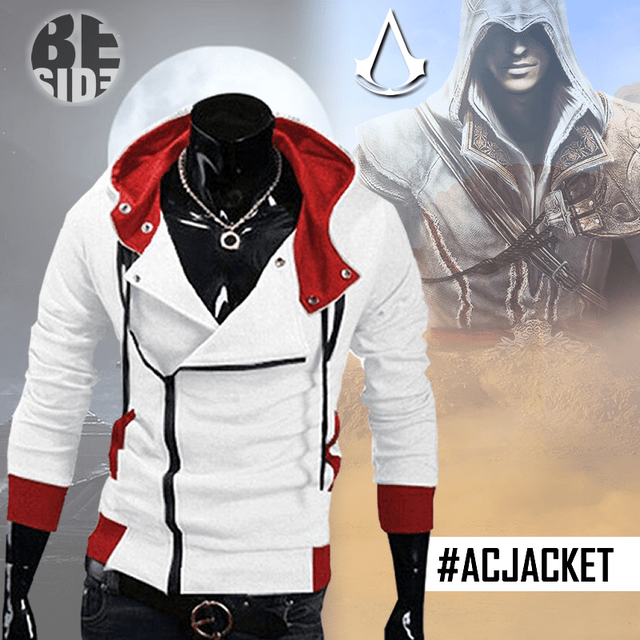Assassins Jacket Rustica en internet