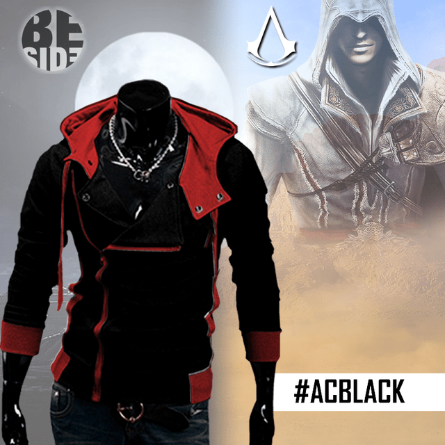Assassins Jacket Rustica - comprar online