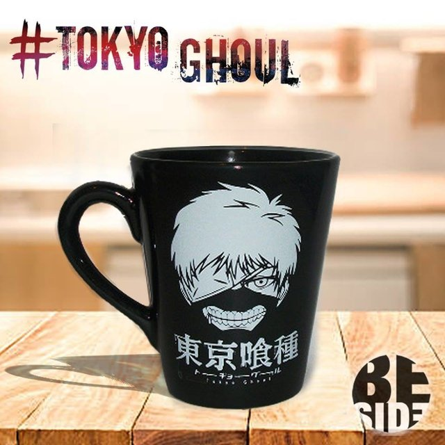 Taza conica Tokyo Ghoul