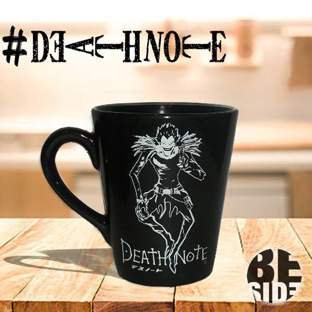 Taza conica Death Note